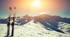 冬 日焼け